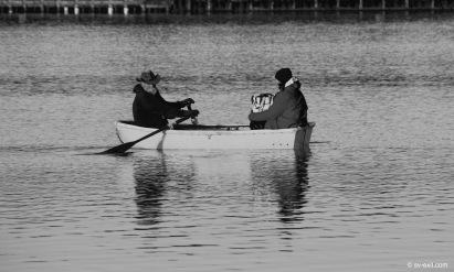 No outboard... no grief
