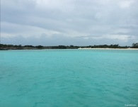 Fowl Cay all to ourselves