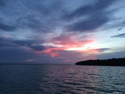 Uncertainty of promising skies...