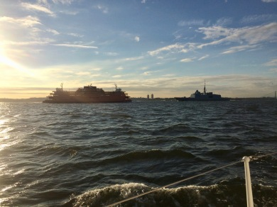 ...vs. Staten Island Ferry