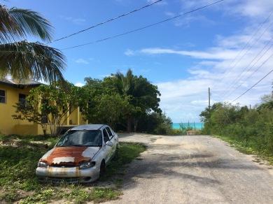 Getting lost on island roads