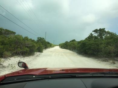 Rental car excursion
