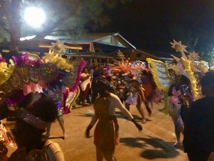Junior Junkanoo celebration