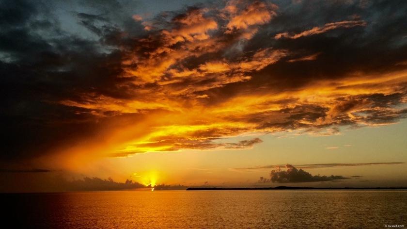 Thompson Bay, Long Island, Bahamas 2/3/19
