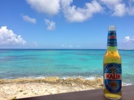 Cold Beach Kalik