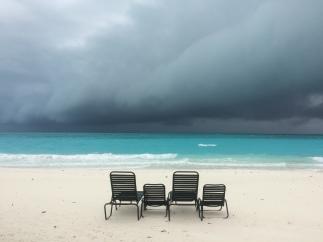 Resort storm