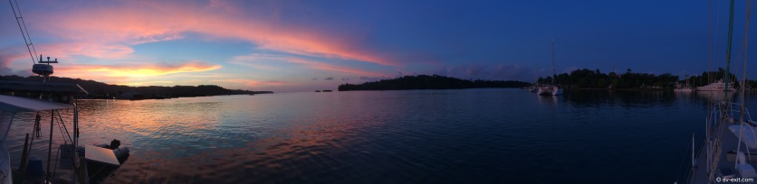 Port Antonio sunset