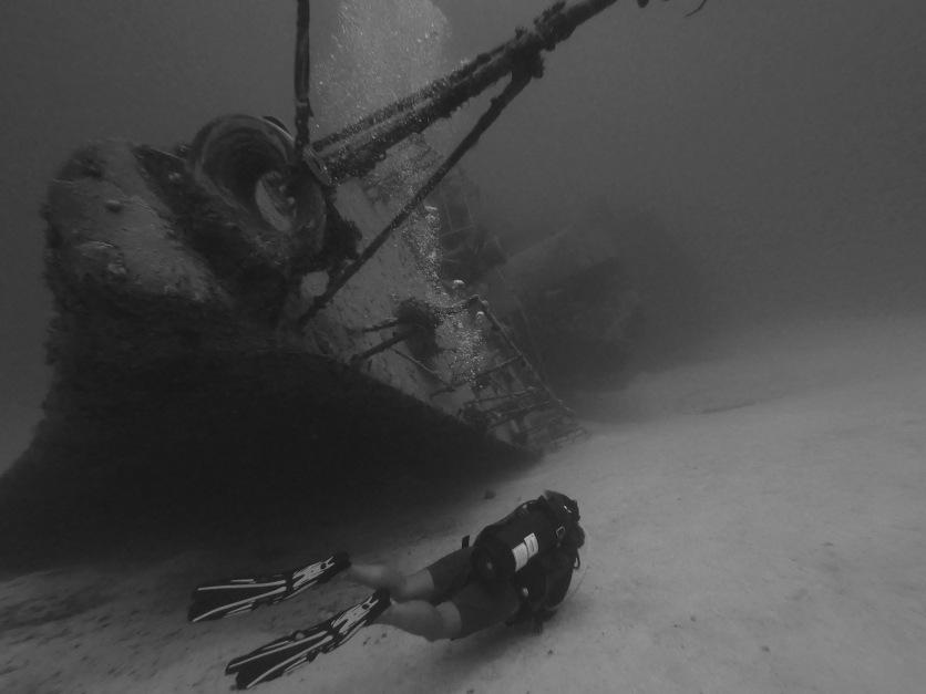 M/V Capt. Keith Tibbitts Wreck