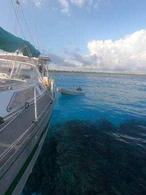 Cayman Islands Mooring