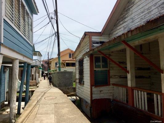 Bonacca, Guanaja