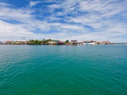 Bocas Town day