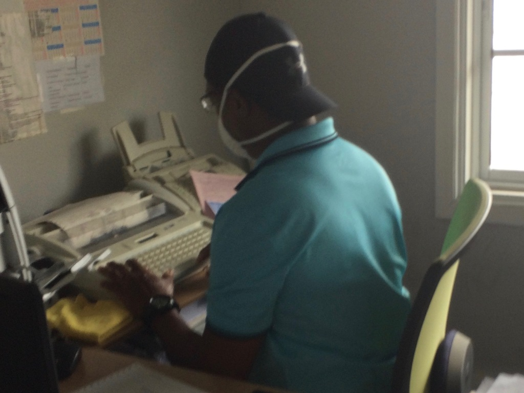 Bocas Port Captain Office